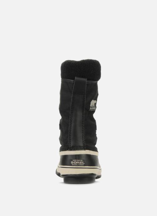 Sportschoenen Sorel 1964 Pac Nylon Zwart rechts