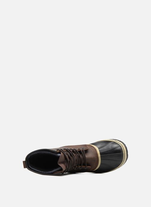 Scarpe sportive Sorel 1964 Premium T Marrone immagine sinistra