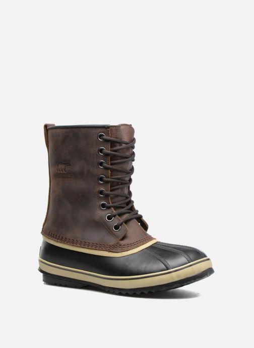Chaussures de sport Sorel 1964 Premium T Marron vue détail/paire