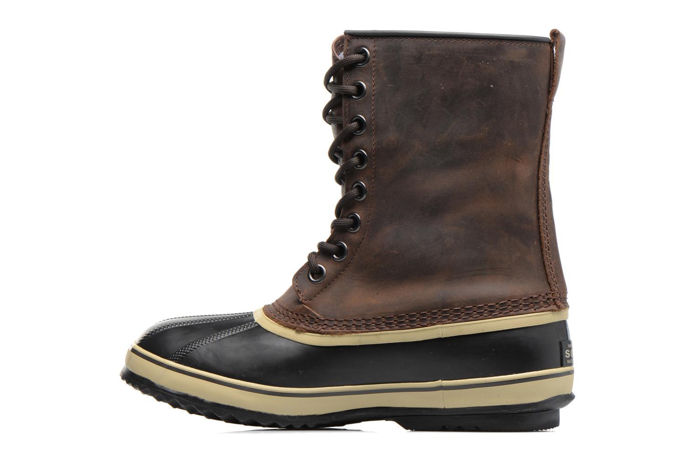 Chaussures de sport Sorel 1964 Premium T Marron vue face