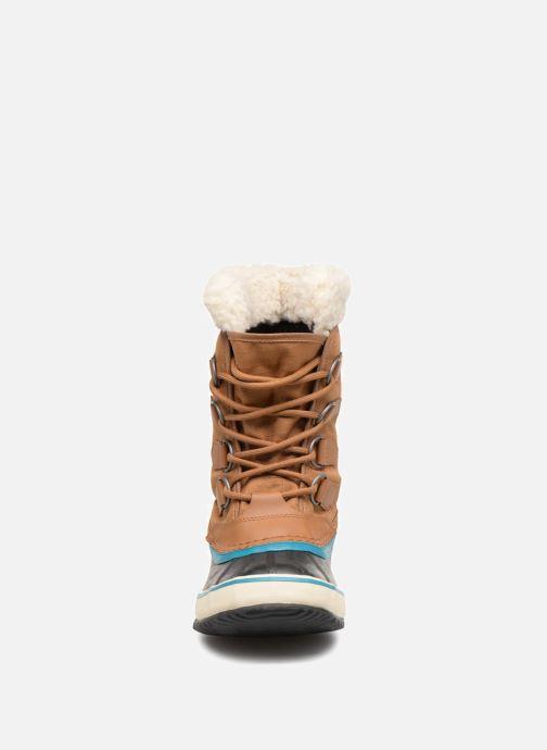 Sport shoes Sorel Winter carnival Brown model view