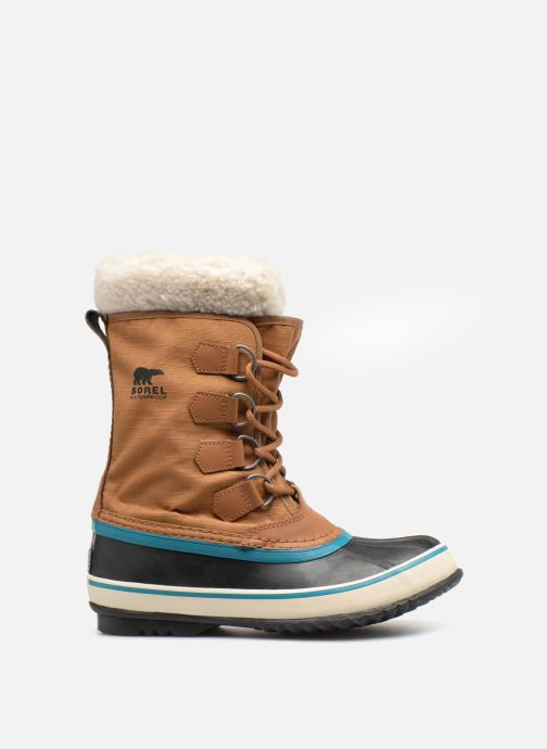 Sport shoes Sorel Winter carnival Brown back view