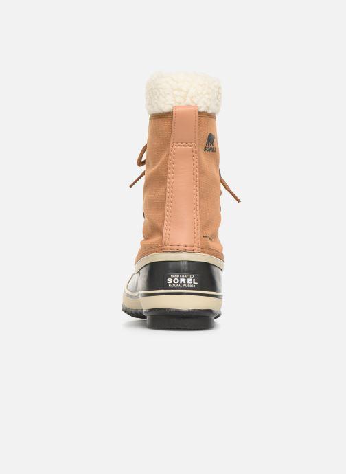 Chaussures de sport Sorel Winter Carnival Marron vue droite