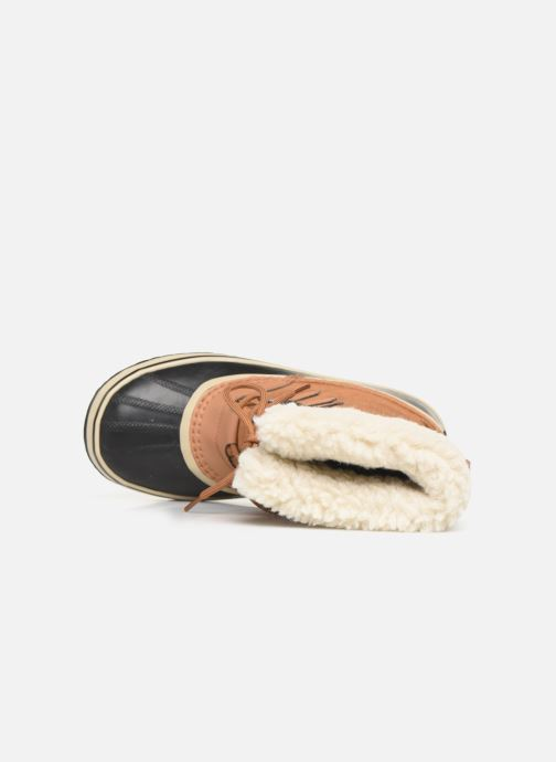 Chaussures de sport Sorel Winter Carnival Marron vue gauche