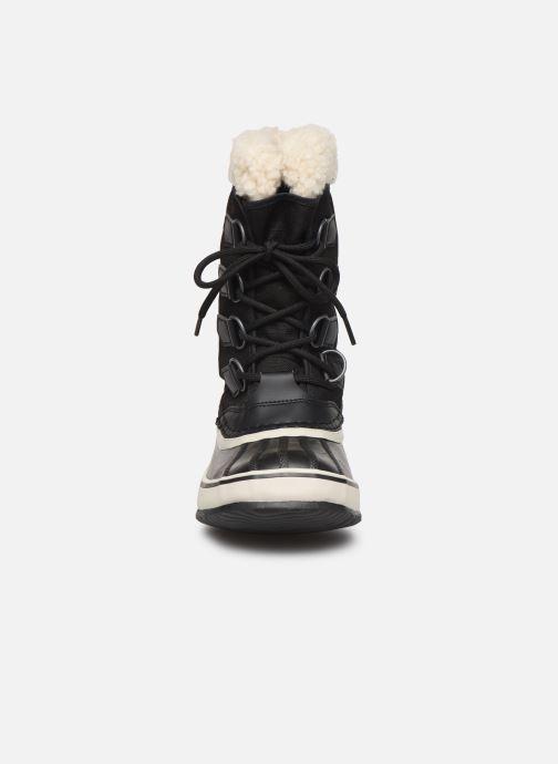 Scarpe sportive Sorel Winter Carnival Nero modello indossato