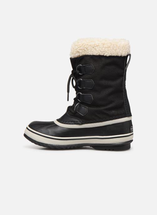 Sportschuhe Sorel Winter carnival schwarz ansicht von vorne