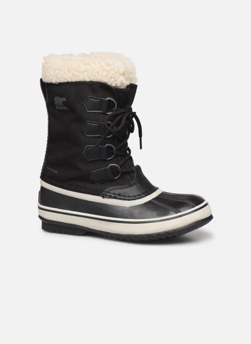 Sportschoenen Sorel Winter carnival Zwart detail