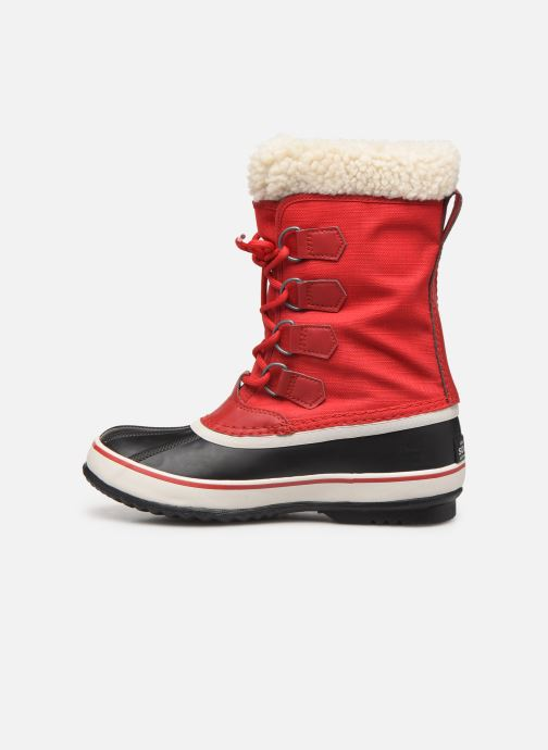 Sport shoes Sorel Winter carnival Red front view
