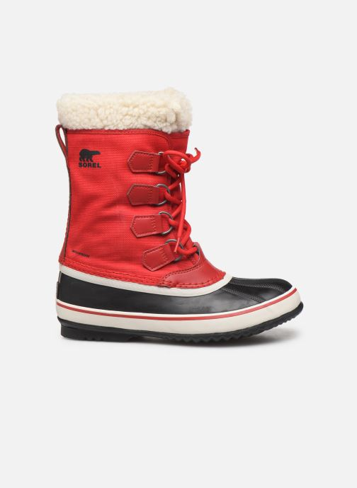 Sport shoes Sorel Winter carnival Red back view
