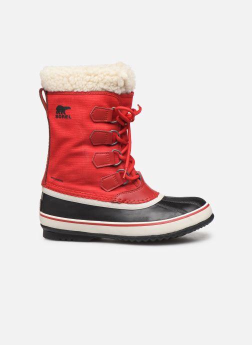 Chaussures de sport Sorel Winter Carnival Rouge vue derrière