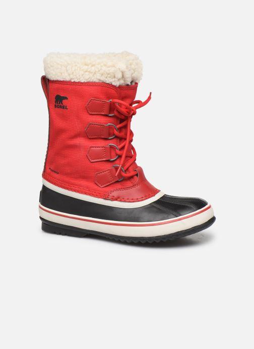 Chaussures de sport Sorel Winter Carnival Rouge vue détail/paire