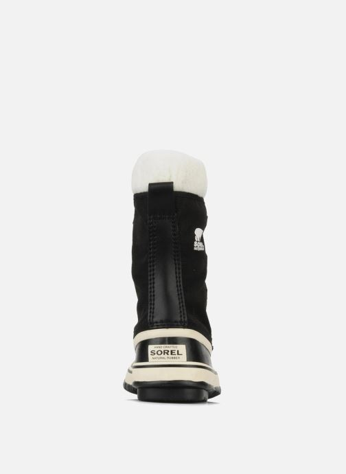 Sport shoes Sorel Winter carnival Black view from the right