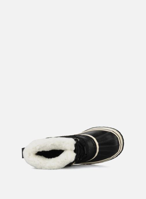 Zapatillas de deporte Sorel Winter Carnival Negro vista lateral izquierda