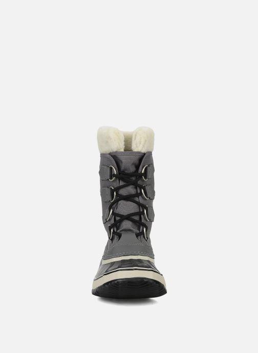 Sportschuhe Sorel Winter carnival grau schuhe getragen