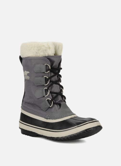 Sport shoes Sorel Winter carnival Grey detailed view/ Pair view