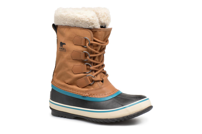 Sorel Winter Carnival (Marron) - Chaussures de sport en Más cómodo Chaussures casual sauvages
