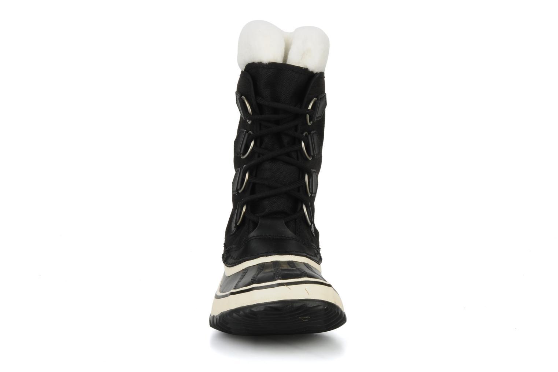 Chaussures de sport Sorel Winter Carnival Noir vue portées chaussures