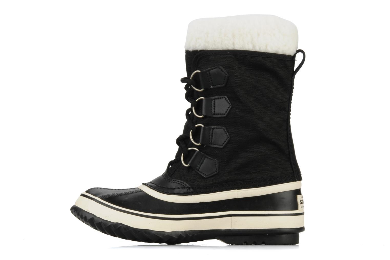 Chaussures de sport Sorel Winter Carnival Noir vue face