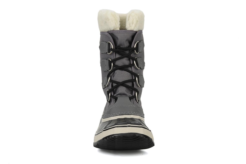 Chaussures de sport Sorel Winter Carnival Gris vue portées chaussures