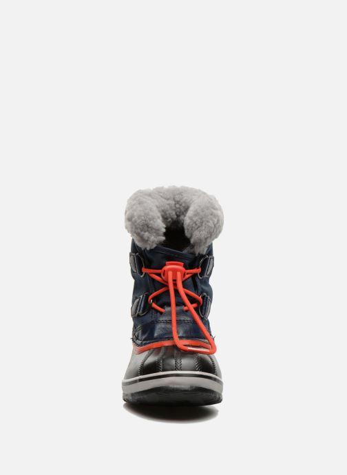 Sport shoes Sorel Yoot Pac Nylon Blue model view