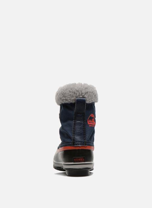 Chaussures de sport Sorel Yoot Pac Nylon Bleu vue droite