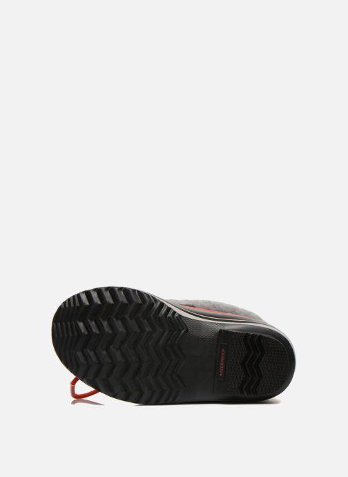 Zapatillas de deporte Sorel Yoot Pac Nylon Azul vista de arriba