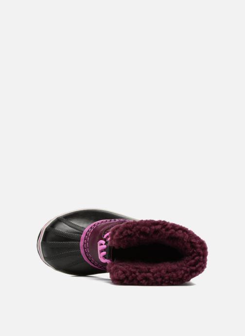 Zapatillas de deporte Sorel Yoot Pac Nylon Violeta      vista lateral izquierda