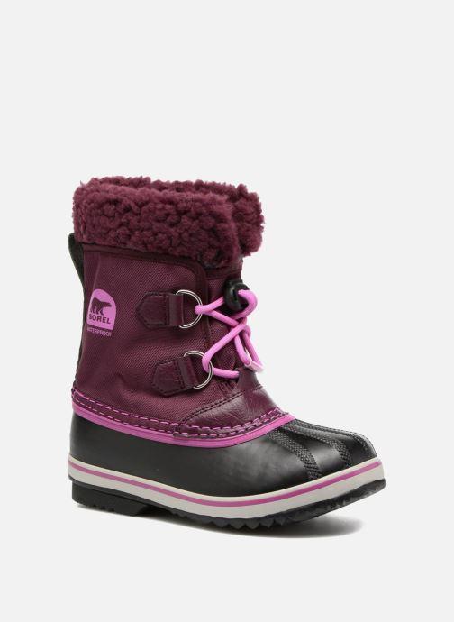 Zapatillas de deporte Sorel Yoot Pac Nylon Violeta      vista de detalle / par