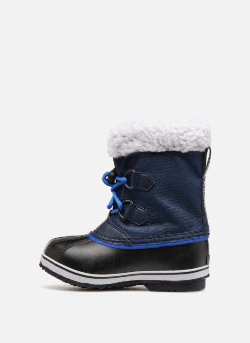 Zapatillas de deporte Sorel Yoot Pac Nylon Azul vista de frente
