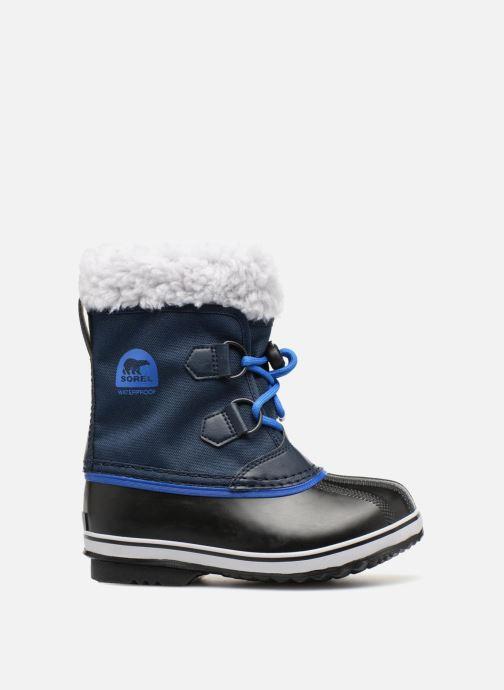 Chaussures de sport Sorel Yoot Pac Nylon Bleu vue derrière