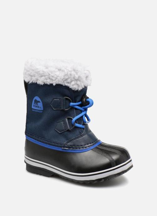 Zapatillas de deporte Sorel Yoot Pac Nylon Azul vista de detalle / par