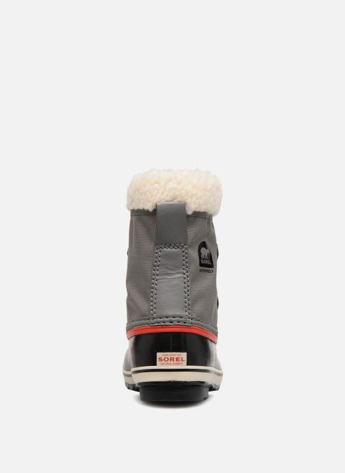 Chaussures de sport Sorel Yoot Pac Nylon Gris vue droite