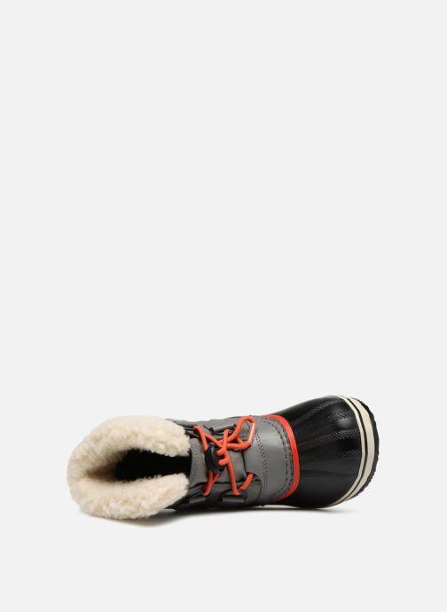 Chaussures de sport Sorel Yoot Pac Nylon Gris vue gauche