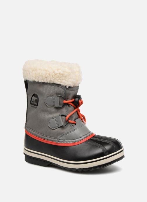 Chaussures de sport Sorel Yoot Pac Nylon Gris vue détail/paire