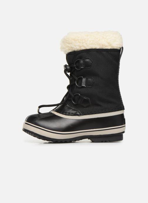Sportschoenen Sorel Yoot Pac Nylon Zwart voorkant