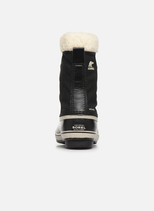 Zapatillas de deporte Sorel Yoot Pac Nylon Negro vista lateral derecha