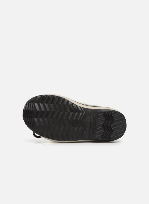 Sport shoes Sorel Yoot Pac Nylon Black view from above