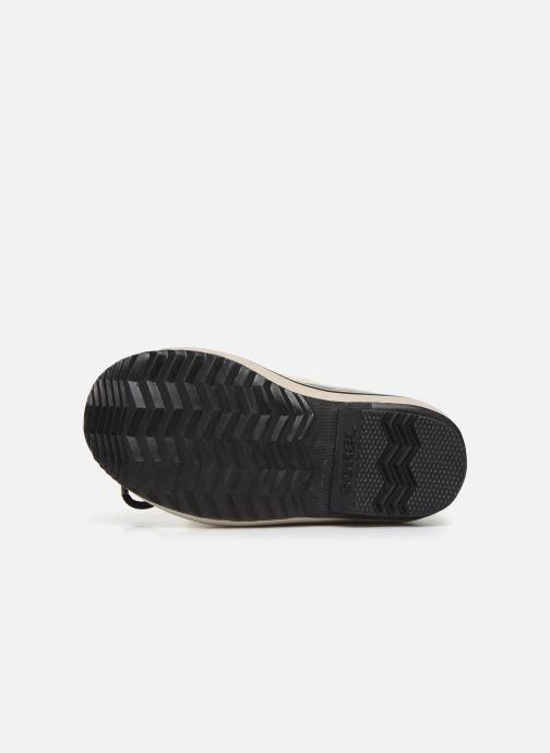 Sportschuhe Sorel Yoot Pac Nylon schwarz ansicht von oben
