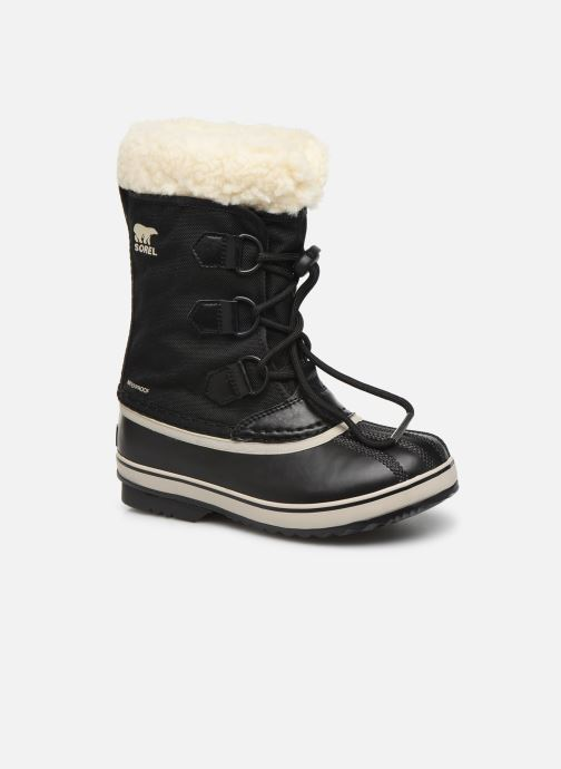 Sportschoenen Sorel Yoot Pac Nylon Zwart detail