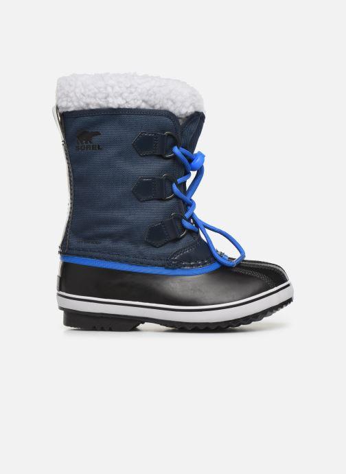 Sportschoenen Sorel Yoot Pac Nylon Blauw achterkant