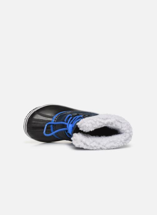 Chaussures de sport Sorel Yoot Pac Nylon Bleu vue gauche