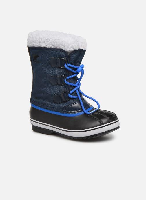 Sportschoenen Sorel Yoot Pac Nylon Blauw detail