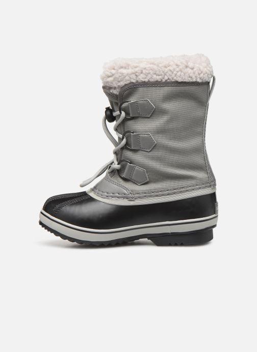 Chaussures de sport Sorel Yoot Pac Nylon Gris vue face