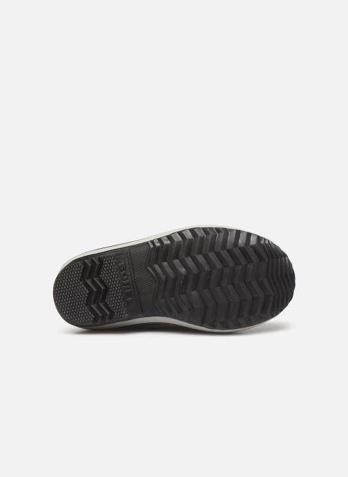 Zapatillas de deporte Sorel Yoot Pac Nylon Gris vista de arriba