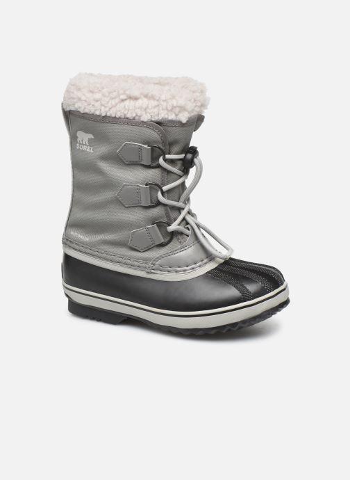 Sport shoes Sorel Yoot Pac Nylon Grey detailed view/ Pair view