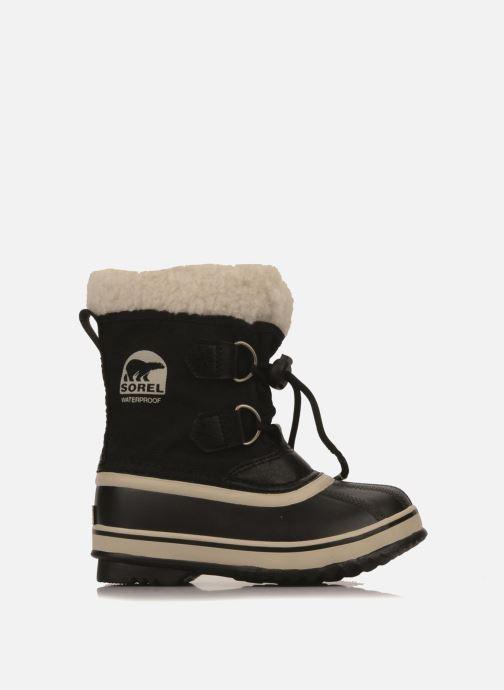 Chaussures de sport Sorel Yoot Pac Nylon Noir vue derrière
