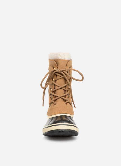 Zapatillas de deporte Sorel 1964 Pac 2 Beige vista del modelo