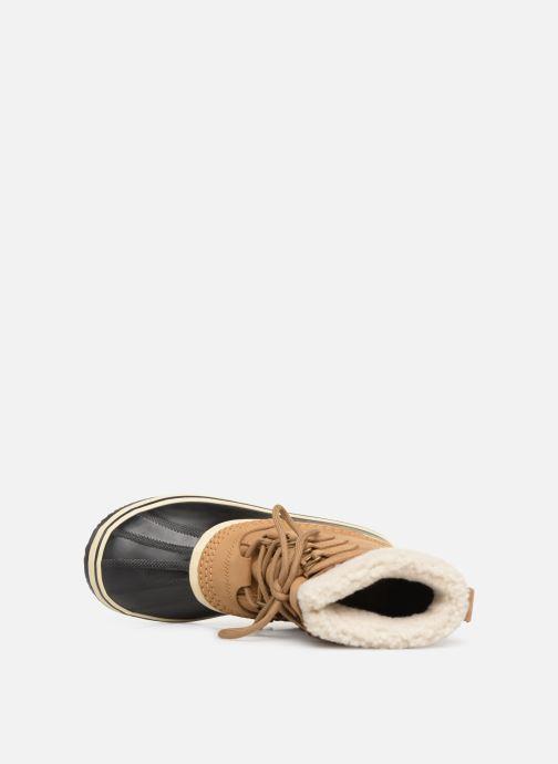 Zapatillas de deporte Sorel 1964 Pac 2 Beige vista lateral izquierda