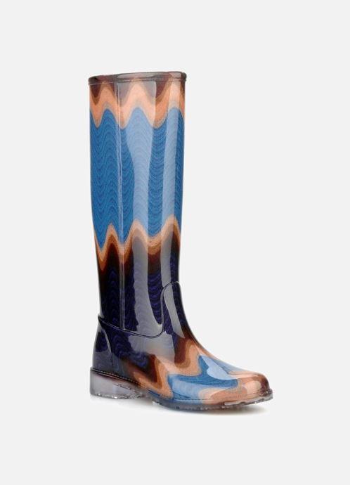Støvler & gummistøvler Missoni Chania Multi detaljeret billede af skoene