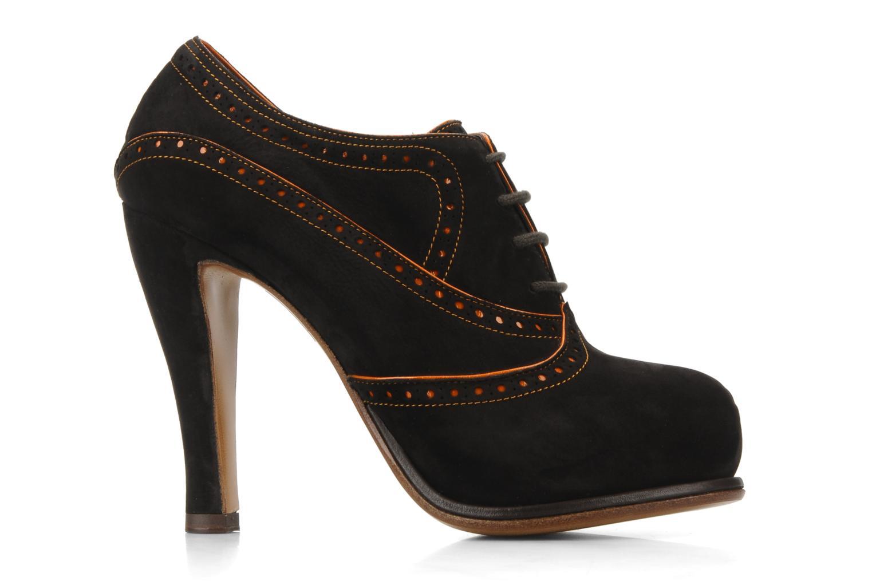 Chaussures à lacets Michel Perry Kavala Marron vue derrière